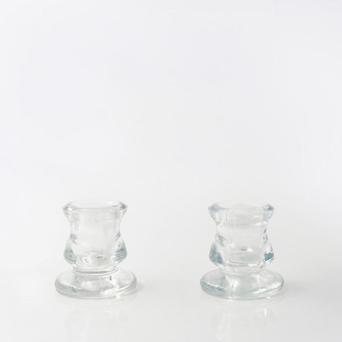 เชิงแก้ว 2 นิ้ว RIN GLASS